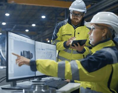 Industrie 4.0 : quatrième révolution industrielle